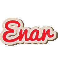 Enar chocolate logo