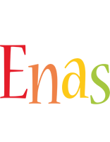 Enas birthday logo