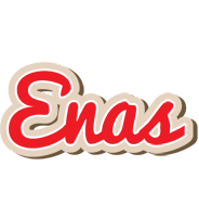 Enas chocolate logo