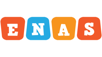 Enas comics logo