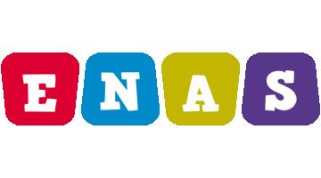 Enas daycare logo
