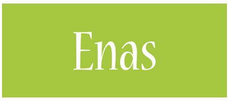Enas family logo