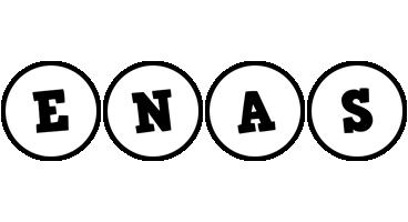 Enas handy logo