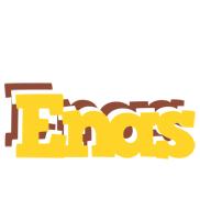Enas hotcup logo