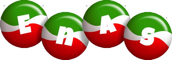 Enas italy logo