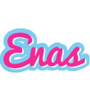 Enas popstar logo