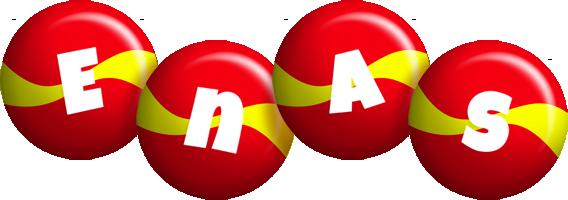 Enas spain logo