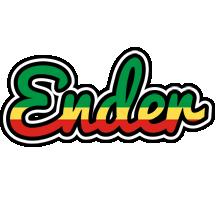 Ender african logo
