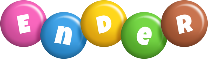 Ender candy logo