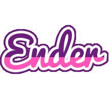Ender cheerful logo
