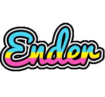 Ender circus logo