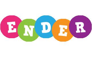 Ender friends logo