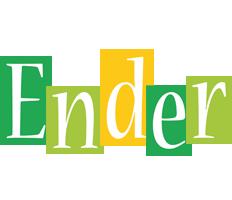 Ender lemonade logo