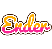 Ender smoothie logo