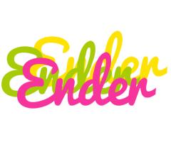 Ender sweets logo