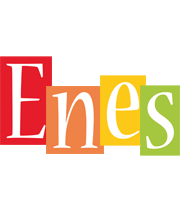 Enes colors logo