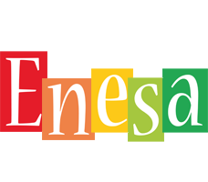 Enesa colors logo