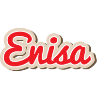 Enisa chocolate logo