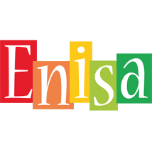 Enisa colors logo
