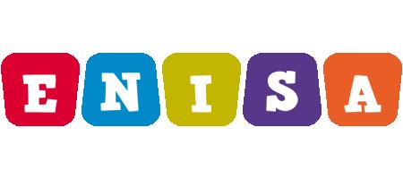 Enisa daycare logo