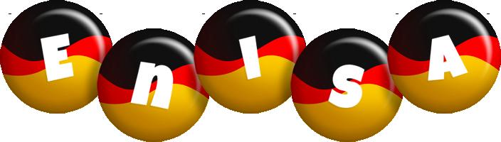 Enisa german logo