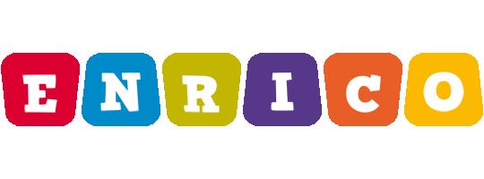Enrico daycare logo