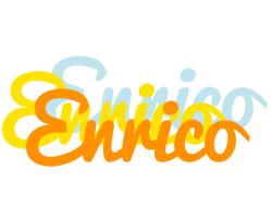 Enrico energy logo