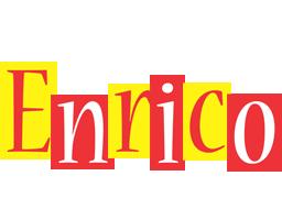 Enrico errors logo