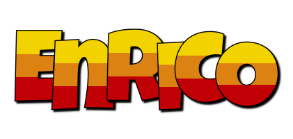 Enrico jungle logo