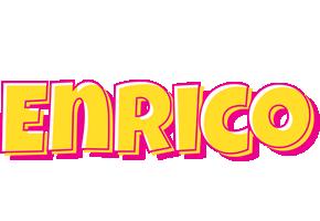 Enrico kaboom logo