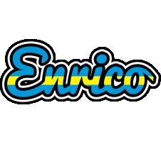 Enrico sweden logo