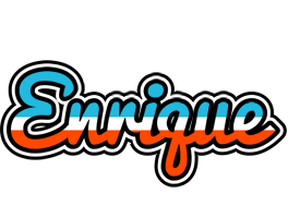 Enrique america logo