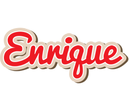 Enrique chocolate logo