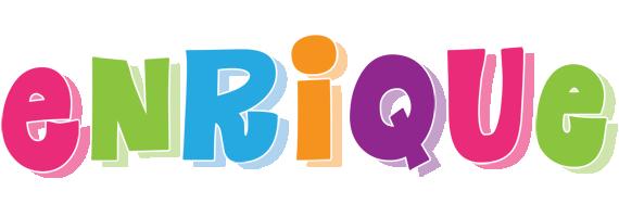 Enrique friday logo
