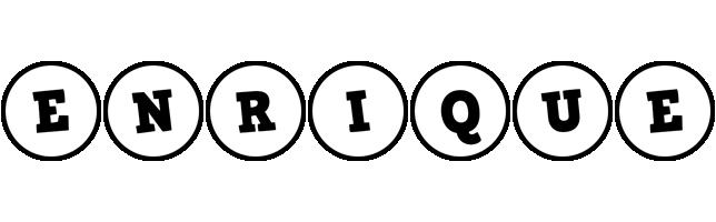 Enrique handy logo