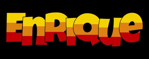 Enrique jungle logo