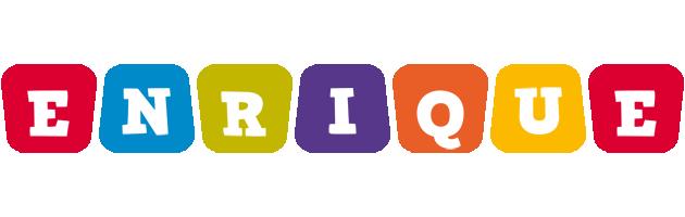 Enrique kiddo logo