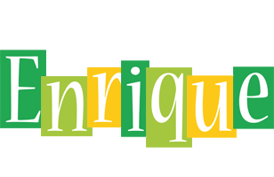 Enrique lemonade logo