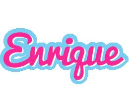 Enrique popstar logo