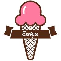 Enrique premium logo
