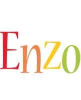 Enzo birthday logo