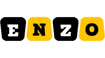 Enzo boots logo