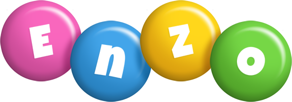 Enzo candy logo