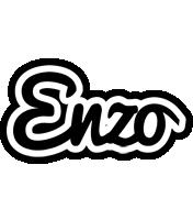 Enzo chess logo