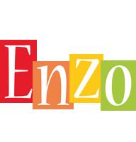Enzo colors logo