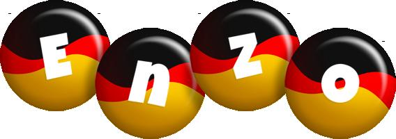 Enzo german logo