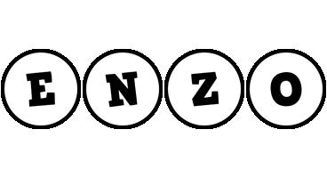 Enzo handy logo