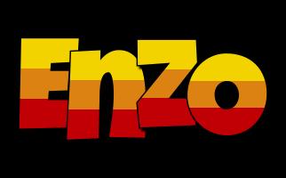 Enzo jungle logo