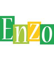 Enzo lemonade logo