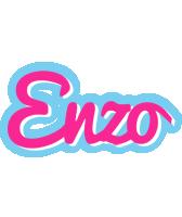 Enzo popstar logo
